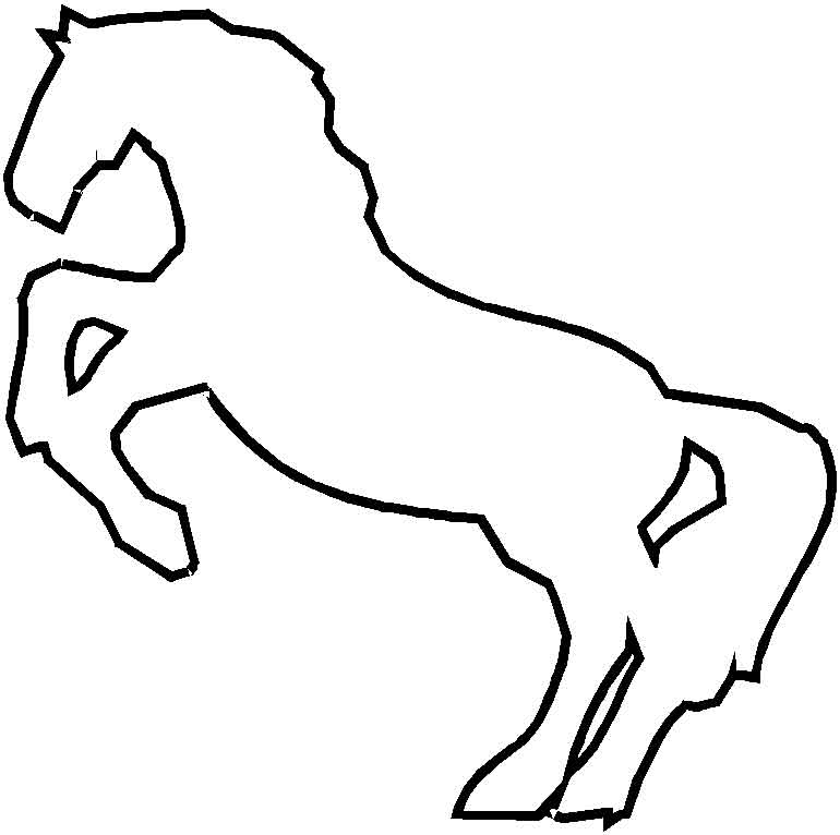 coloriage-cheval-17617